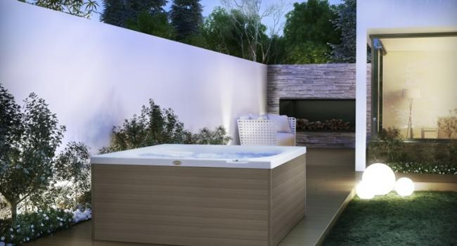 Jacuzzi® spa CITY SPA