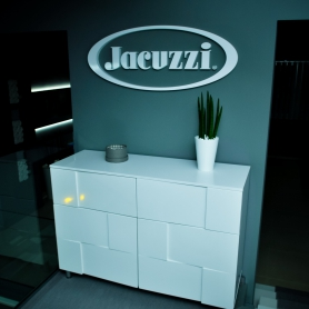 Jacuzzi showroom
